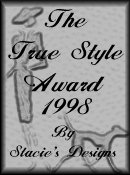 The True Style Award